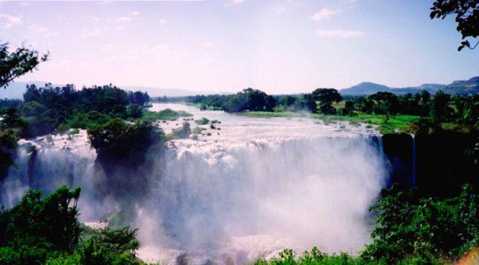 Egipto, Etiopía y Sudán progresan en sus conversaciones en EE.UU. sobre la presa en el Nilo Azul (iagua)