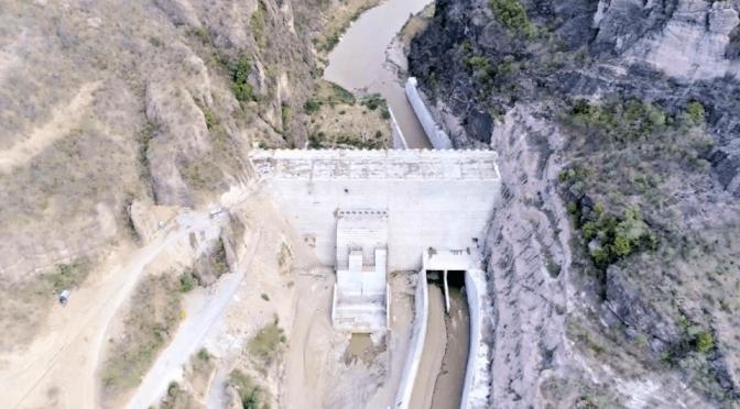 Sonora: CEMEX participa en construcción de presa Bicentenario para controlar inundaciones (dossier político)