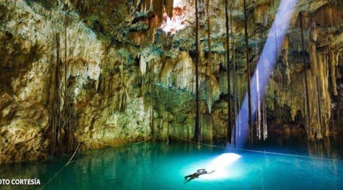 Quintana Roo: Promoverán manual de uso y conservación de cenotes (Radio Formula QR)