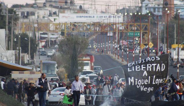 Michoacán: Exigen liberación de opositor al Proyecto Integral Morelos (La Jornada)