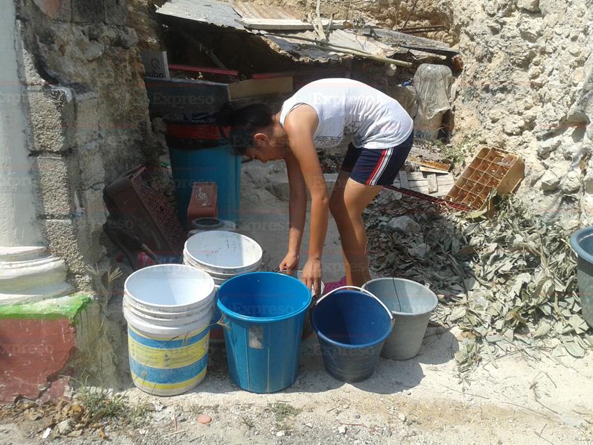 Hidalgo: Por altas temperaturas, incrementó consumo de agua (El Independiente de Hidalgo)