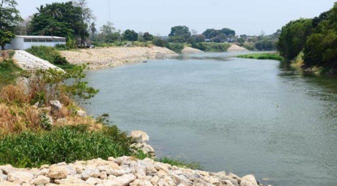 Tabasco: Se complica el abasto de agua; se seca el río Carrizal (Diario presente)