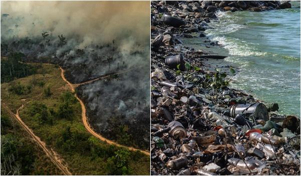 Los 10 principales ecocidios del 2019 en Latinoamérica (nodal)