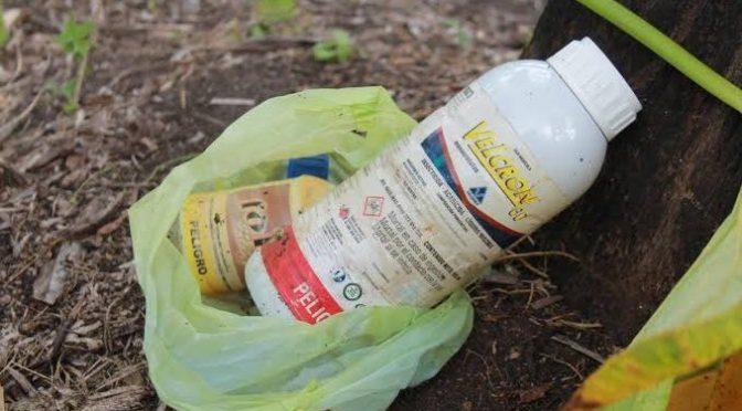 Sinaloa: Agroplásticos; alto riesgo de contaminación de agua para riego y consumo humano (ADN)