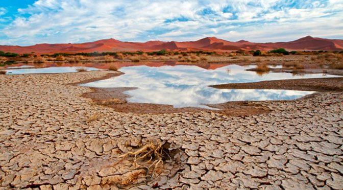 Amenaza cambio climático ciclos naturales del agua (Revista Cambio)