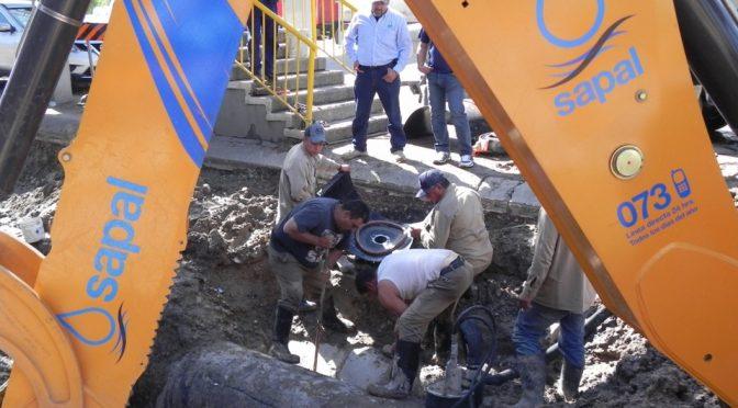 Guanajuato: hasta el 36 por ciento de agua se va en fugas en León (Milenio)