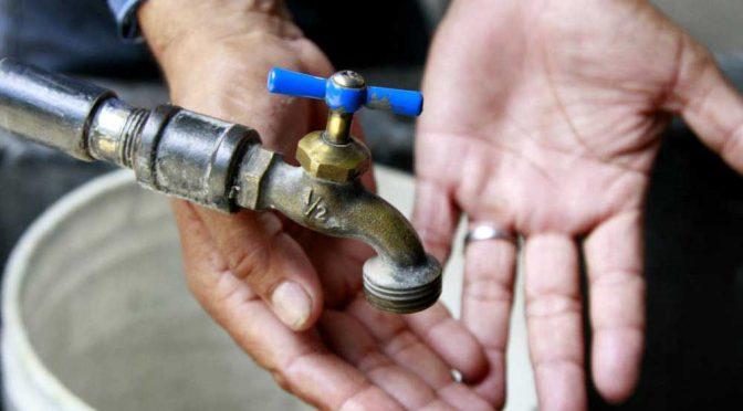Zacatecas se está quedando sin agua potable para abastecer a la población (El Planeta)