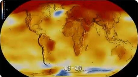 2019, el segundo año más caluroso de la historia: OMM (La Jornada)