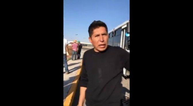 Puebla: Detienen a activista Miguel López Vega; se desconocen cargos (La Jornada)