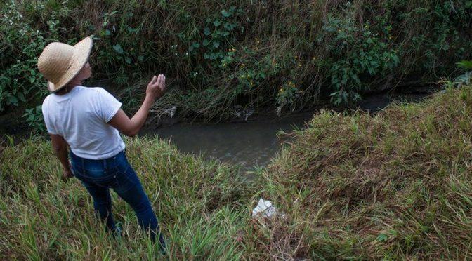 Puebla: Clausuran proyecto pluvial en Juan C. Bonilla (La Jornada)