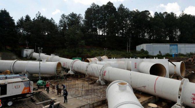 Edomex: Suspenden suministro de agua potable en Nezahualcóyotl (La Jornada)