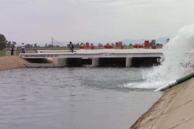 Baja California: Suspenden recorte de agua del Río Colorado a México (La Jornada)