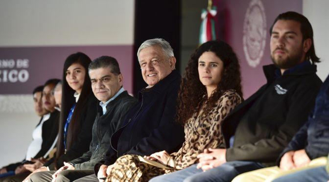 """Coahuila: AMLO promete agilizar """"Agua Saludable en la Laguna"""" en 2020 (Milenio)"""