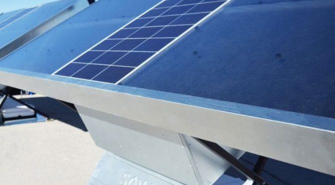 Hidropaneles: Energía solar para obtener agua potable del aire (Neoteo)