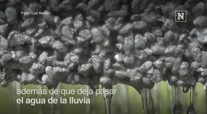 CDMX: Crean en la UNAM dos tipos de concreto ecológico (Sie7e de Chiapas)