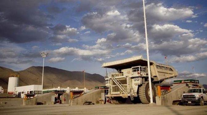 Zacatecas: Conagua acuerda con Peñasquito recuperar acuífero Cedros (Zacatecas Online)