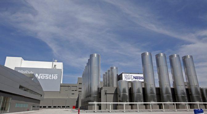 CDMX: 5 compromisos sustentables de Nestlé (Milenio)