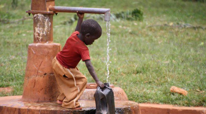 Madrid: El saneamiento del agua, uno de los retos de la década, según la OMS (El ágora diario)