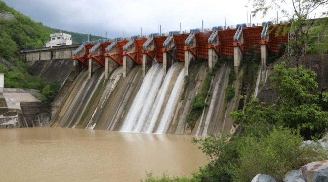 CDMX: Sólo 21 de 210 presas del país mantienen llenando al 100 por ciento (Milenio)