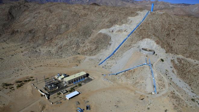 Tijuana: Reserva de agua aún es insuficiente para atender demanda (La Jornada de Baja California)