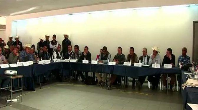 Chihuahua: Acuerda Conagua entregar datos oficiales y mesas de trabajo (Tiempo la noticia digital)