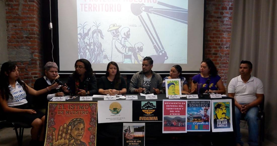 México: Conflictos socio ambientales en la 4T (e-consulta)