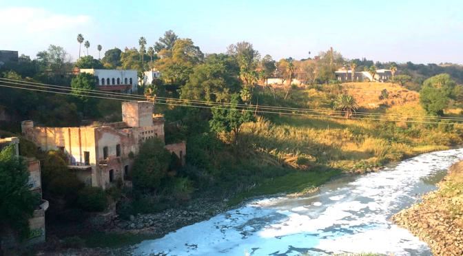 Jalisco: 150 industrias tienen contaminadas las cuencas (Trafico ZMG)