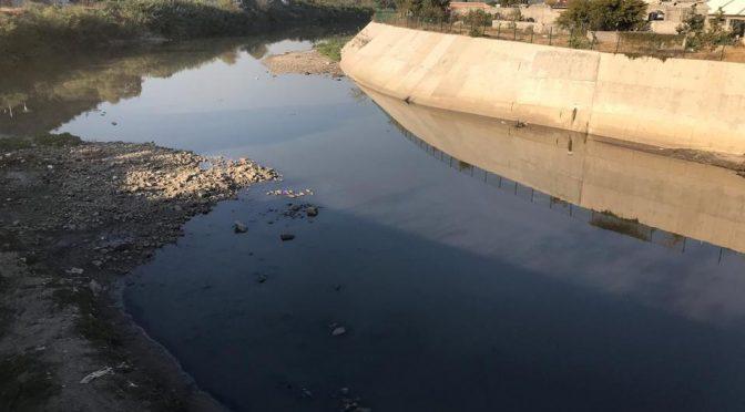 Tula: Tras arranque de Túnel Emisor Oriente, Río con niveles normales (Milenio)