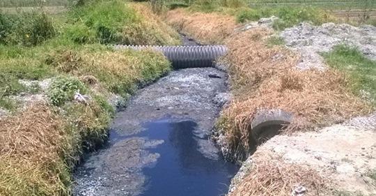 CDMX: Río Atoyac, el lado oscuro de la mezclilla (Milenio)