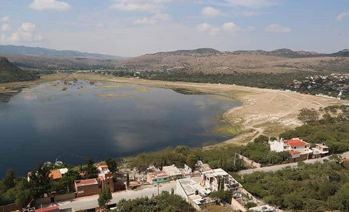 San Luis Potosí: se seca la presa Álvaro Obregón de Mexquitic (Pulso SLP)