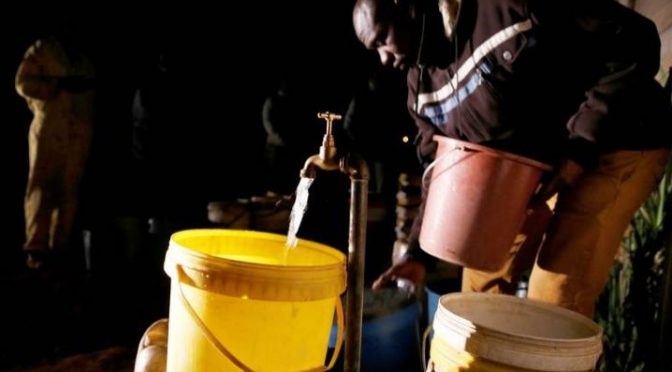 Sin agua al menos 17 paises; CDMX será la única capital que se hundirá (La Verdad Noticias)