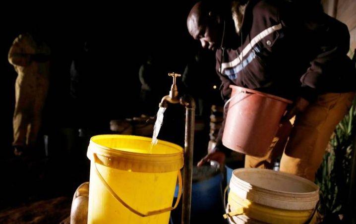 Sin agua al menos 17 paises CDMX será la única capital que se hundirá (La Verdad Noticias)