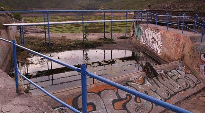 San Luis Potosí: Si no llueve en 75 días, habrá crisis en agua potable (Pulso)