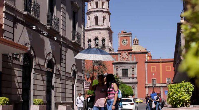 Querétaro: más caluroso que en años pasados, revela estudio (am)