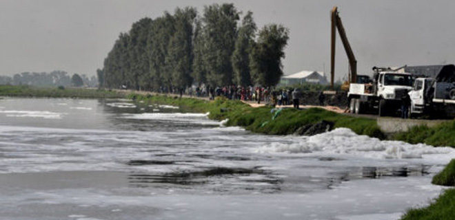 Durango: 'Empresas acaparan agua' (El Siglo de Durango)