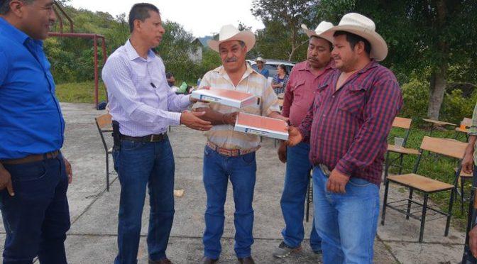 Puebla: Comisión de Agua entrega obras por 841 mp en Tlaxco (24 horas)