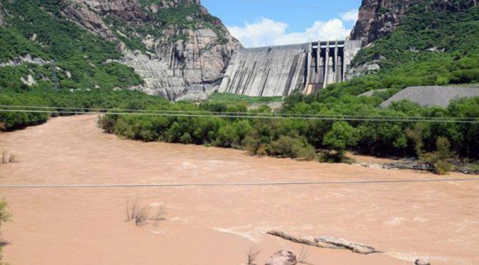 Sinaloa: Presas en el estado reciben avenidas por lluvias y nevadas en la sierra (debate)