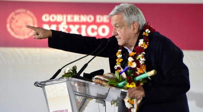 Puebla: Indígenas piden a AMLO frenar construcción de gasoducto Tuxpan-Tula (Noticieros Televisa)
