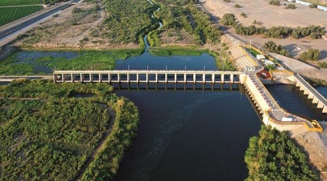 Baja California Norte: suspenden recorte de agua a México (El Sol de Tijuana)