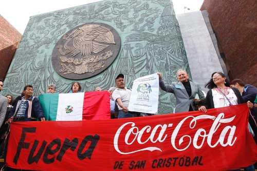 México: Revisarán procedencia de reforma a la ley de aguas (La Jornada)