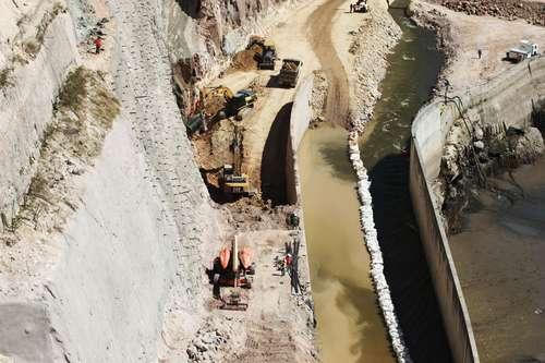 Jalisco: Invierte el gobierno federal $500 millones en la presa El Zapotillo (Inforural)