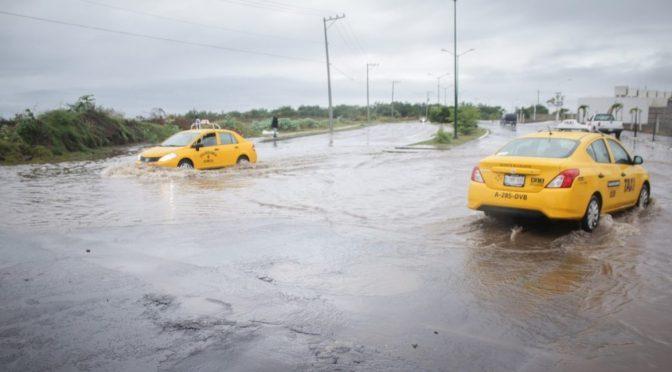 Colima: Rebasan lluvias de febrero la media histórica mensual: CONAGUA (El Comentario)