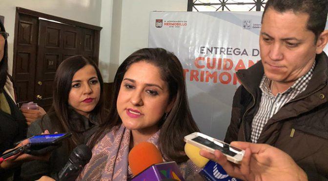 Sonora: Está asegurado el abasto de agua en el verano para Hermosillo: Célida López (Kioscomayor.com)