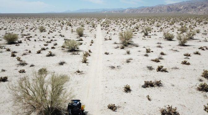 Baja California Norte: buscarán llevar agua a la Laguna Salada para Cucapas (El Imparcial)