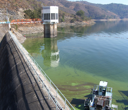 Tamaulipas: Sequía evapora las presas del estado (Contacto)