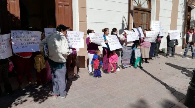 Durango: Protestan en Lerdo contra uso indiscriminado del agua (El Siglo de Torreón)