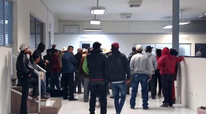 Coahuila: productores laguneros toman oficinas de la Conagua (El Siglo de Torreón)