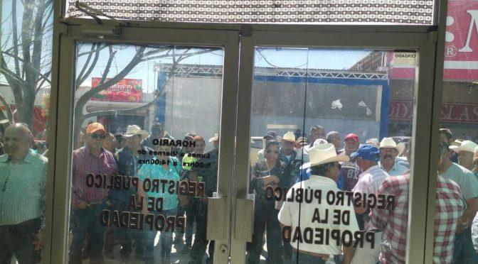 Coahuila: exigen campesinos a CONAGUA validar elección para el Módulo XII (El Siglo de Torreón)