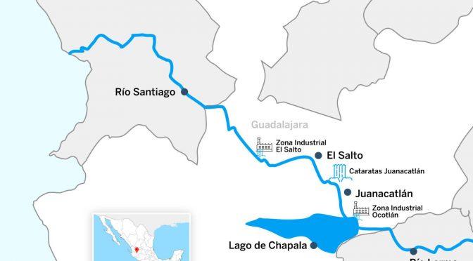 México: El 'Niágara del país' se ahoga en residuos tóxicos (El País)