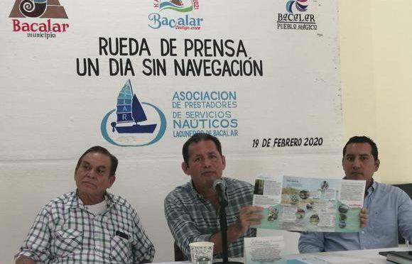 "Quintana Roo: Dan ""respiro"" a la laguna de Bacalar; restringen navegación los miércoles (Novedades Quintana Roo)"